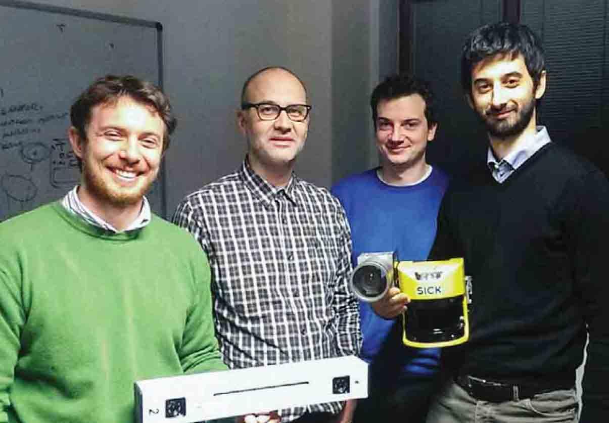 Creare dispositivi affidabili e fare la fabbrica del futuro, l'industria 4.0